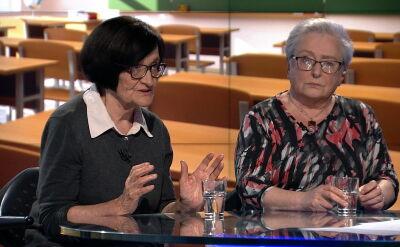Starczewska o zawieszeniu strajku nauczycieli