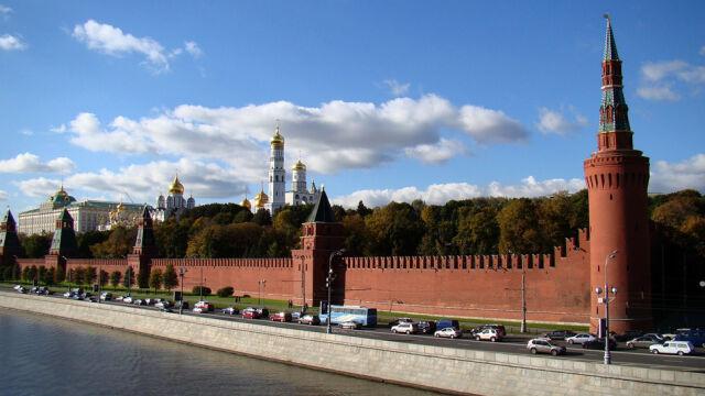 1 maja w Moskwie zaświeci słońce.  Za milion dolarów