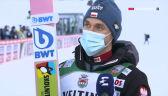 Żyła po konkursie w Garmisch-Partenkirchen