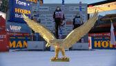 Mazurek Dąbrowskiego w Garmisch-Partenkirchen! Kubacki na najwyższym stopniu podium