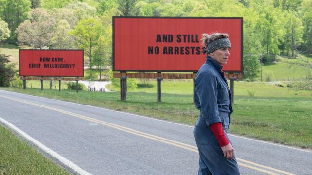"""Zwiastun filmu """"Trzy billboardy za Ebbing, Missouri"""""""