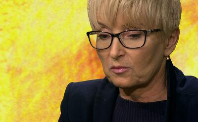 Była prezes Sądu Okręgowego w Krakowie o demonstracjach