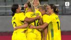 Tokio. Skrót meczu Australia – Nowa Zelandia w piłce nożnej