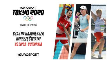 Komentatorski dream team Eurosportu na igrzyska olimpijskie Tokio 2020