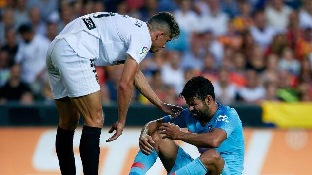 Diego Costa po operacji. Czeka go długa przerwa w grze