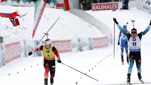 Decydował fotofinisz. Drugie z rzędu zwycięstwo Johannesa Boe w Pucharze Świata