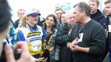 Adam Małysz wspomina, jak chciano zrobić go prezydentem.