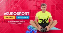 """""""Eurosport - na zdrowie"""". Trenuj z Robertem Korzeniowskim"""