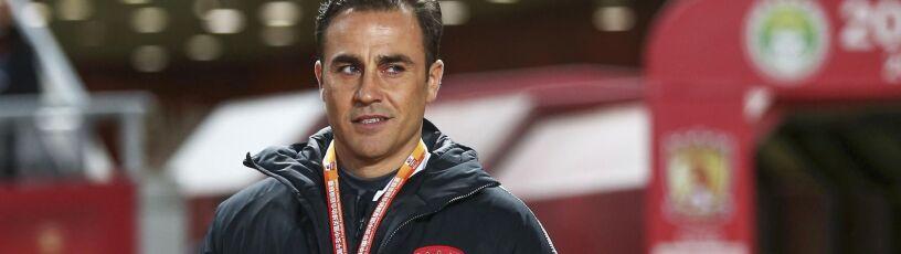 """Cannavaro napisał list do Włochów. """"Nikt nie jest Supermanem"""""""
