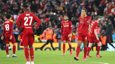 Liverpool walczy z pandemią. Zaczęło się od meczu z Atletico?