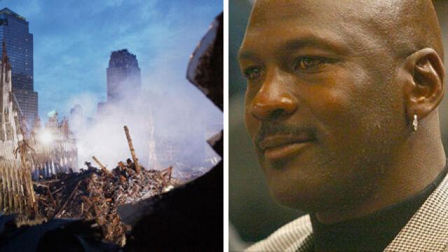 Jak Michael Jordan pomógł Ameryce uciec od tragedii