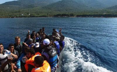 Pierwsze kroki uchodźców w Europie. Cały reportaż z wyspy Lesbos