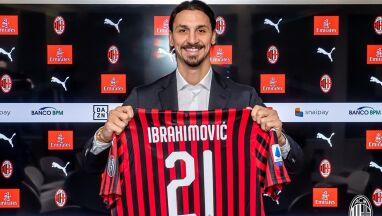 Ibrahimović wypowiedział się na temat Piątka.