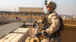 NATO zawiesza działania szkoleniowe w Iraku