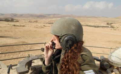 Izraelskie żołnierki chcą służyć w korpusie pancernym