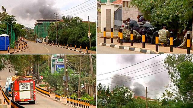 Zamach w Nairobi
