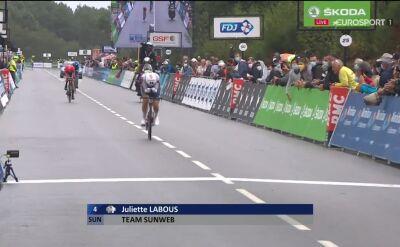 Labous mistrzynią Francji w jeździe indywidualnej na czas