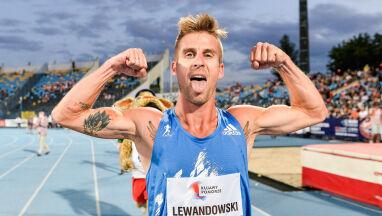 Piorunujący bieg Marcina Lewandowskiego. Nowy rekord Polski na 2000 m