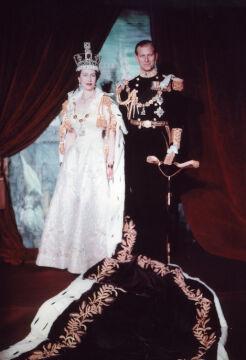 Portret koronacyjny z czerwca 1953