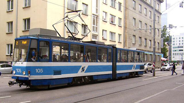 Po Tallinnie będą jeździć za darmo