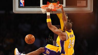 Chcą zmiany logo NBA na cześć Bryanta. Już ponad 2,5 miliona głosów