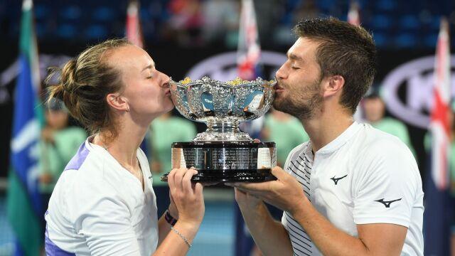 Krejcikova i Mektić mistrzami Australian Open w mikście