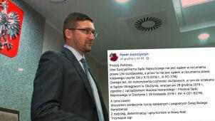 Sędzia Juszczyszyn wróci do pracy. Ma dokończyć postępowanie, przez które został zawieszony