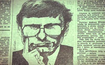 """""""Czarno na białym"""". 30 lat od planu Balcerowicza"""