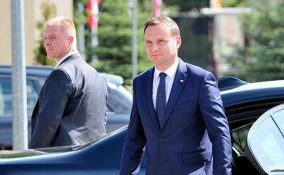 Pierwsza wizyta zagraniczna Andrzeja Dudy w Estonii