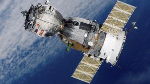 Uszkodzony Sojuz będzie służyć jako kapsuła ratunkowa