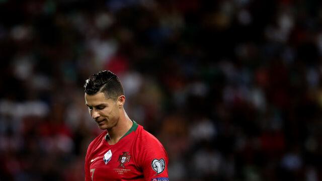 Media: Ronaldo wciąż zakażony. Wielkiego starcia z Messim nie będzie