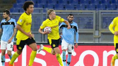 Haaland nie uratował Borussii Dortmund