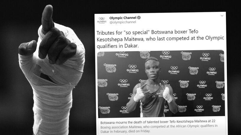 Marzył, by pojechać na igrzyska. Zmarł 22-letni pięściarz
