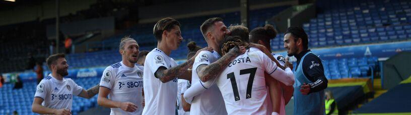 Gracze Leeds United dołączyli do akcji Rashforda. Premier Johnson milczy