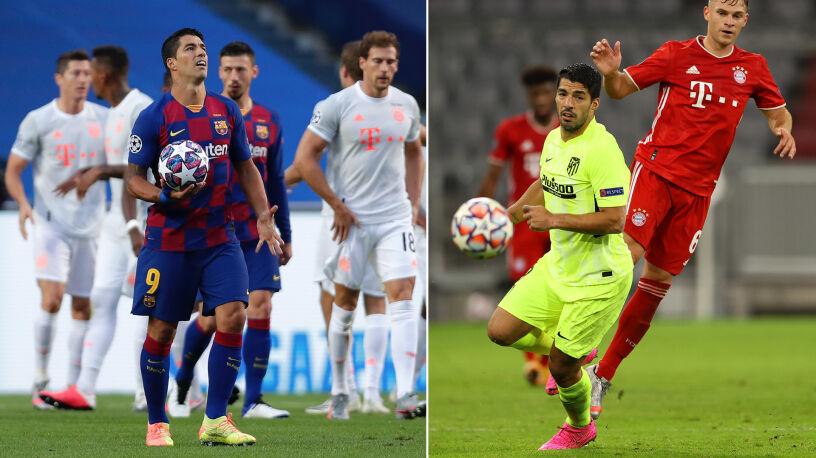 """Dwa mecze Suareza z Bayernem, 12 straconych goli. """"Passa trwa"""""""
