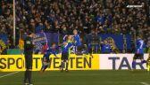 Skrót meczu Saarbruecken - Fortuna Duesseldorf w ćwierćfinale Pucharu Niemiec