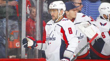 Rosyjski superstrzelec ponownie najlepszy w NHL. Europejczycy zgarnęli całą pulę
