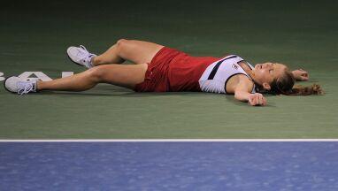 Wstrząsające wyznanie byłej tenisistki.