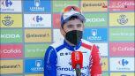 Gaudu po wygraniu 11. etapu Vuelta a Espana