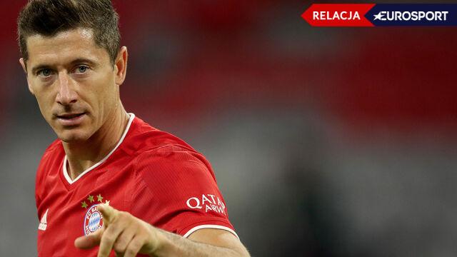 Lazio - Bayern w Lidze Mistrzów [RELACJA]