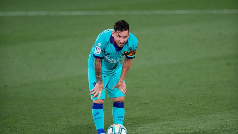Prezydent Barcelony pewny przedłużenia umowy z Messim