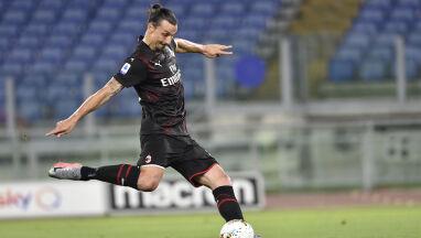 Ibrahimović zapowiada odejście z Milanu.