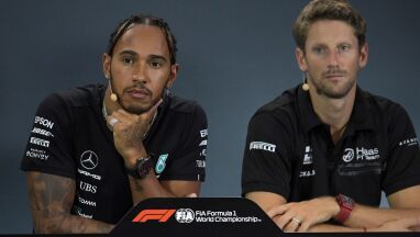 Skrytykował kosmiczne zarobki w Formule 1. Naraził się innym kierowcom