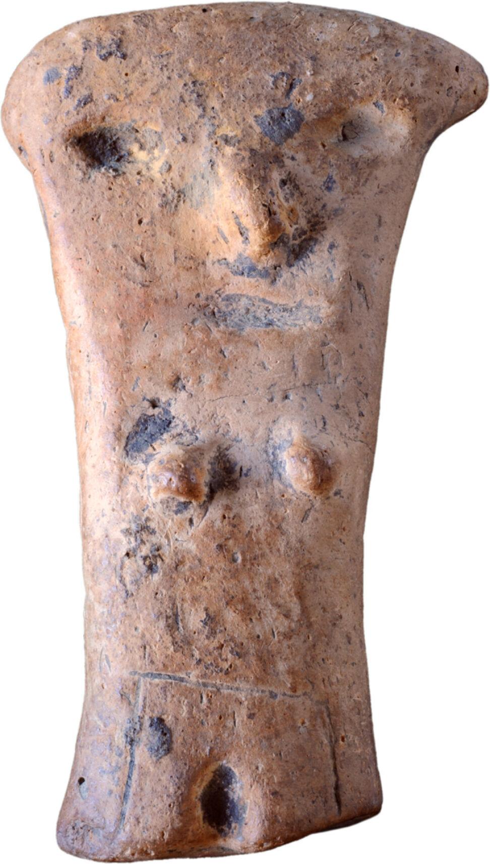 Figurka kobiety sprzed 7,5 tys. lat