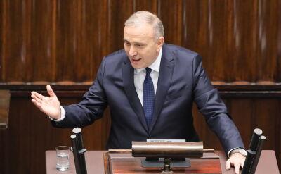 Schetyna: faktycznym twórcą tego rządu jest Jarosław Kaczyński