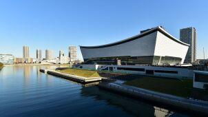 Japończycy kończą obiekty na igrzyska.