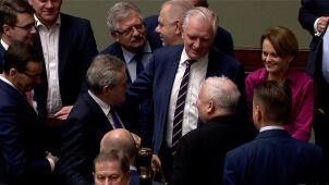 Rozdźwięk w koalicji rządowej