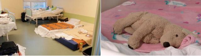 """Lekarze zrezygnowali, zagrożony oddział  dla dzieci. """"Warunki urągają godności"""""""