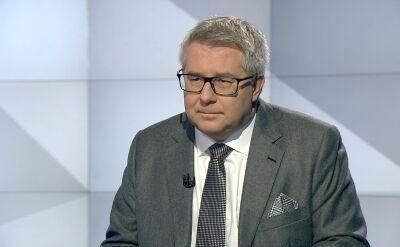 Czarnecki: czasem lepiej zrobić krok w tył, żeby w przyszłości zrobić dwa do przodu