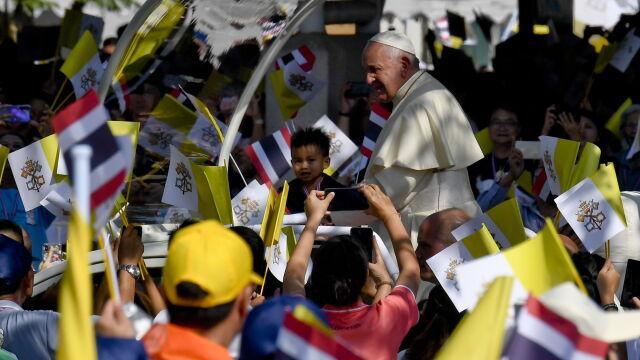 Franciszek: nie powinniśmy obawiać się coraz większej inkulturacji Ewangelii